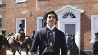 "Dev Patel stars in ""The Personal History of David Copperfield."""