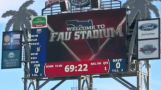 For first time in 2 years, FAU sells out student section for football