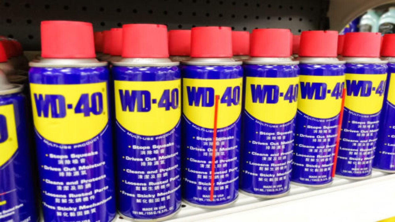 Why WD-40 Is The Must-Have Product To Always Have At Home