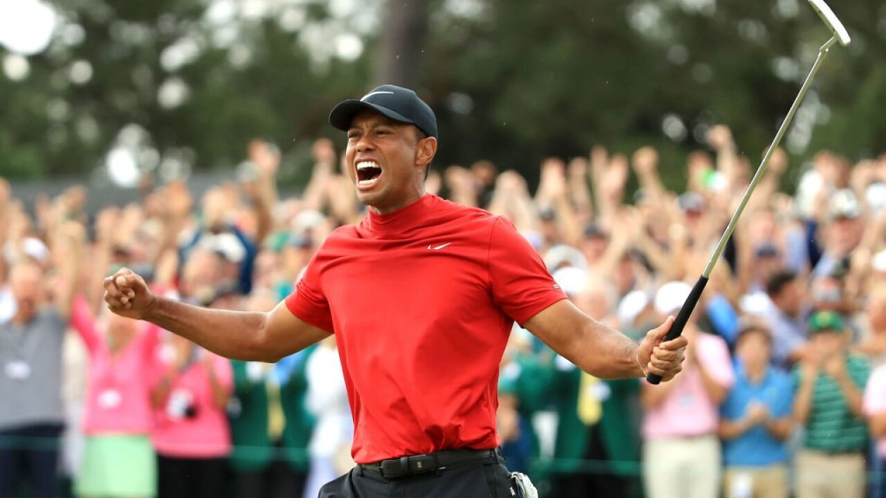 Tiger Woods Captures 5th Green Jacket at Augusta
