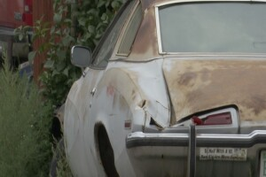 Butte gets complaints of junk cars, trailers as city begins cleanup event