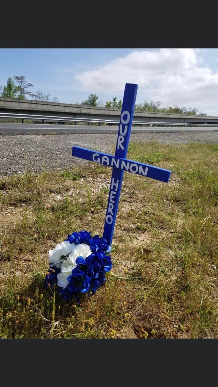 Cross in Florida, where Gannon was potentially found