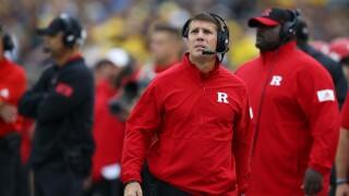 Chris_Ash_Rutgers v Michigan