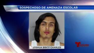 Revelan identidad de joven arrestado por amenaza escolar contra Veterans Memorial