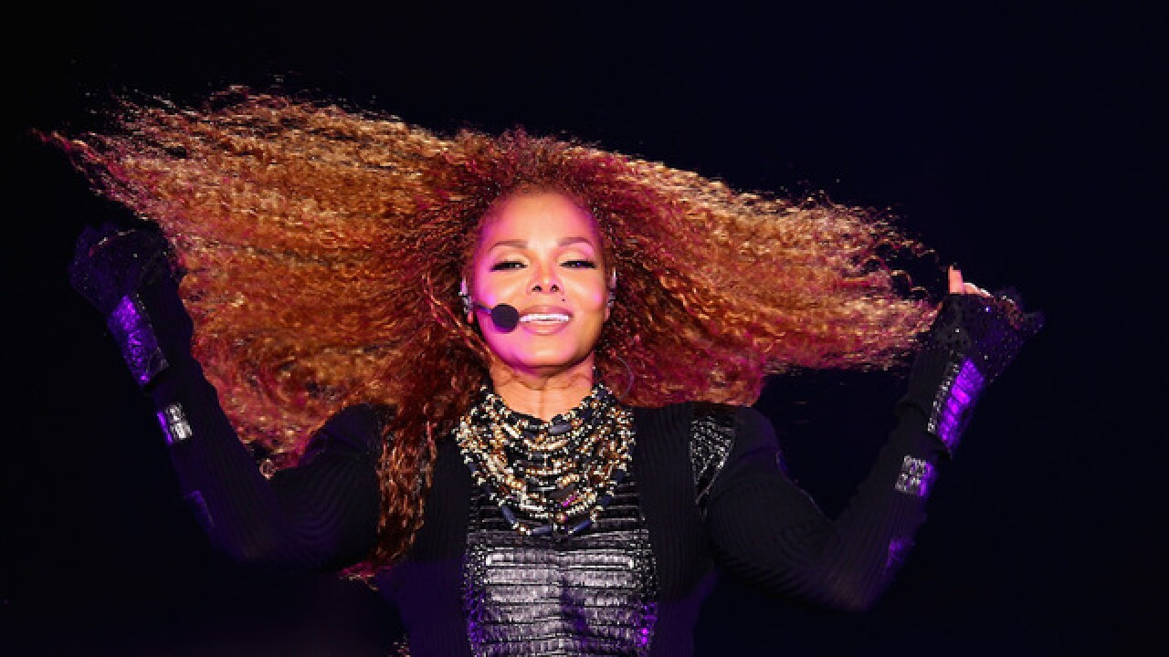 No, Janet Jackson isn't banned from the Super Bowl