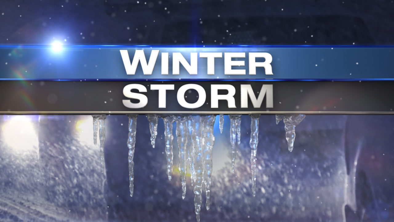 Two-part winter storm moves into northern and centralUtah