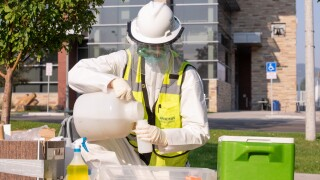 Waste water testing at CSU finds high levels of COVID-19, 900 students told to quarantine
