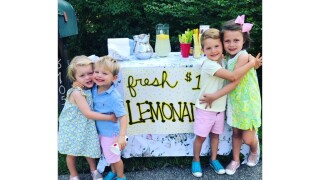 Local lemonade stand goes viral, bringing in thousands of dollars for Cincinnati Children's Hospital