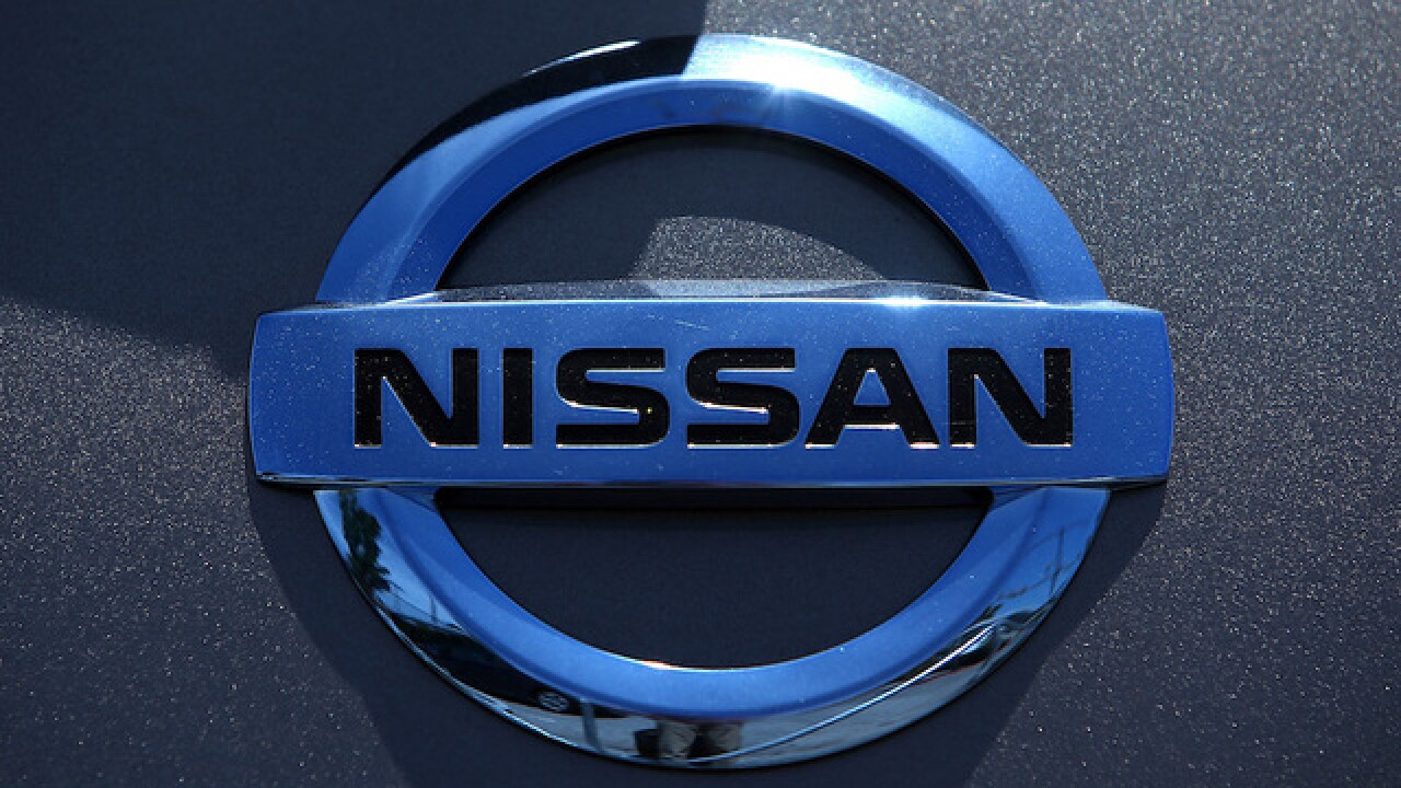Nissan recalls more than 54,000 cars for air bag issue