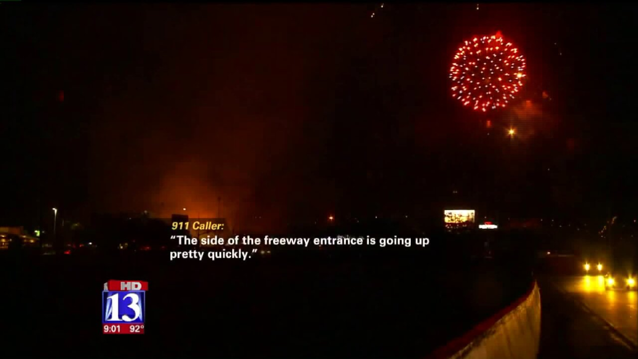 Salt Lake City considering additional fireworks restrictions ahead of Pioneer Day