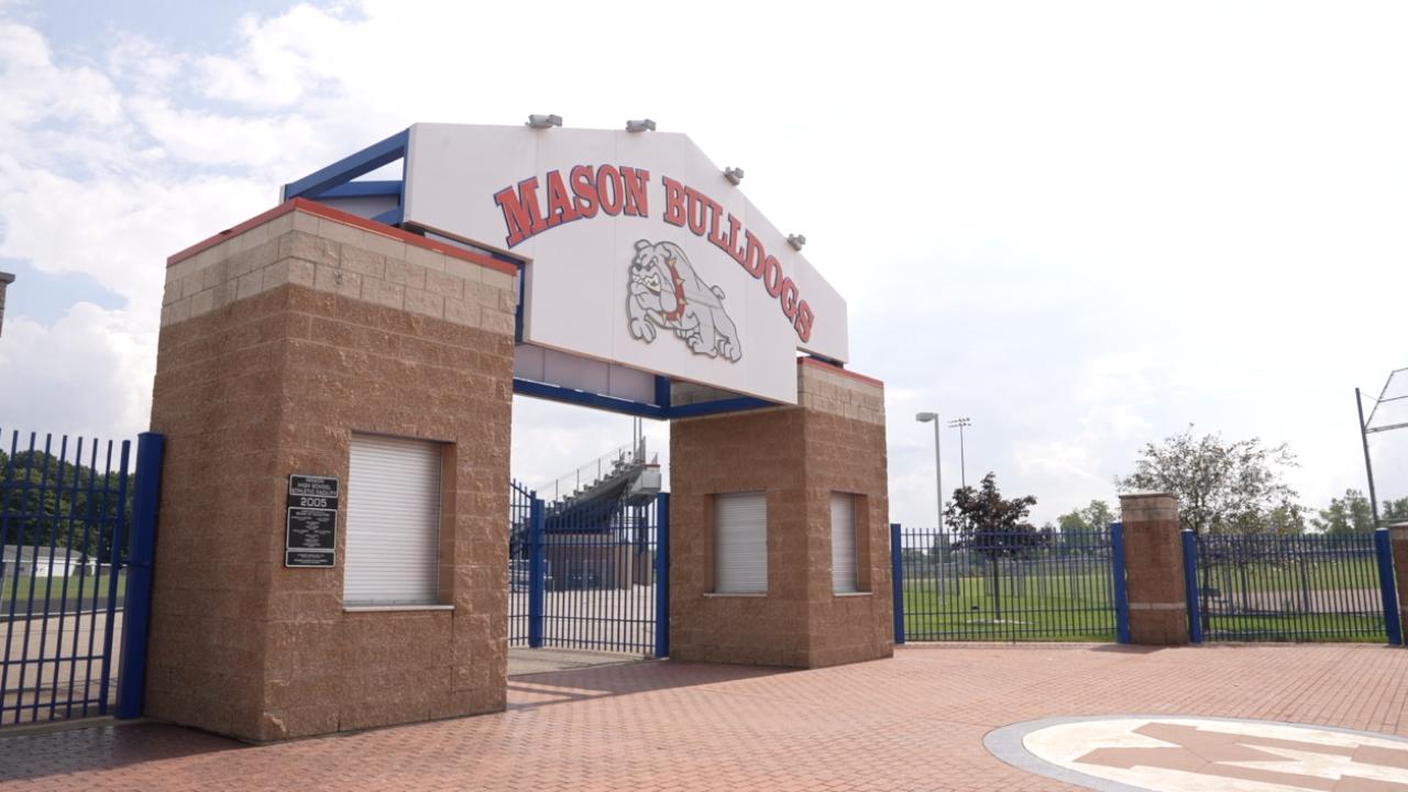 Mason Football Field