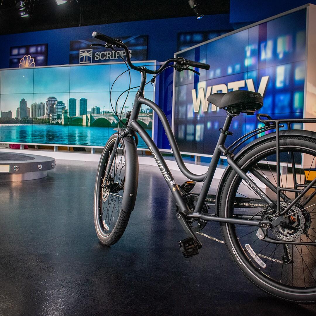 Townie Path Bike
