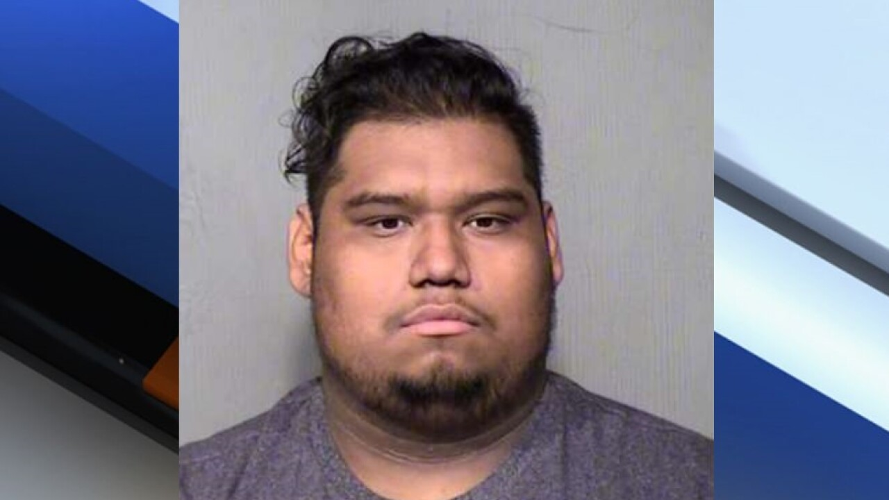 PD: Phoenix man caught after stealing 11 rental motorized scooters