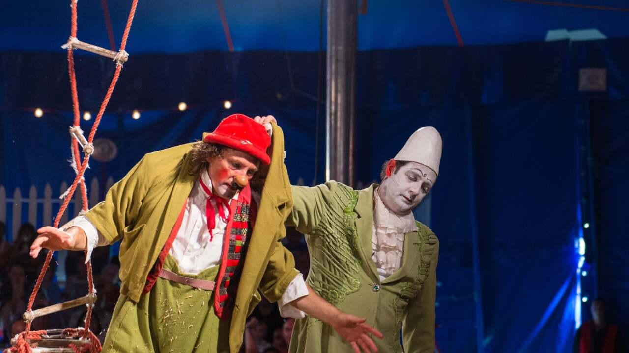 Zoppe Italian Circus - handout