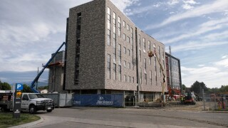 Hello Hyalite: Montana State University's upcoming, newest dorm hall gets its name