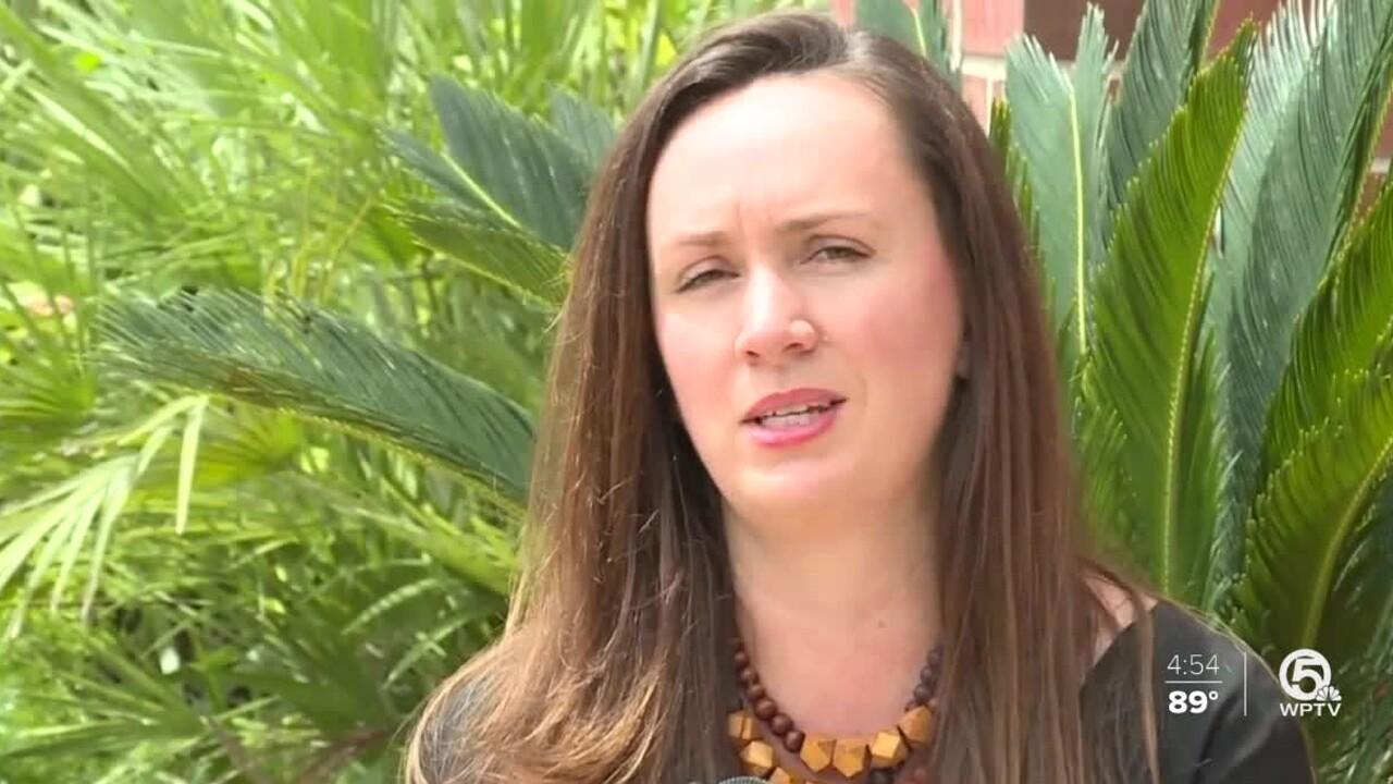 Florida State University Assistant Sociology Professor Patricia Homan