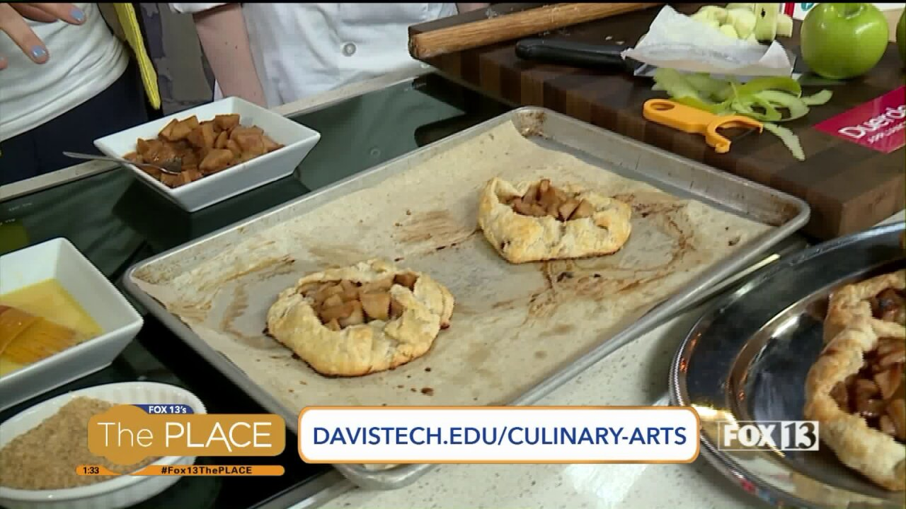 Apple Galette: a perfect summer treat and a variation on the classic applepie