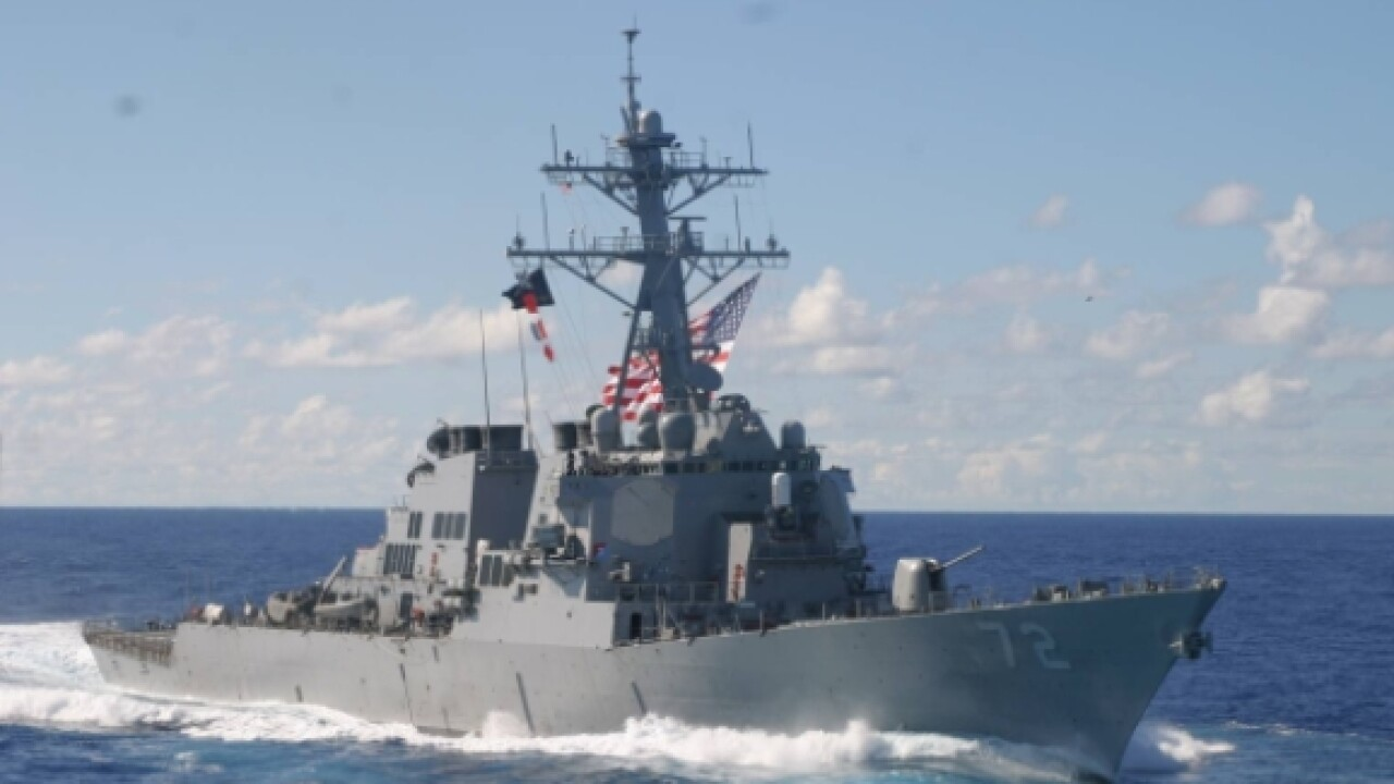 Navy Investigation: 'Individual errors at gate were predominant contributing factors' in fatal shooting on USSMahan