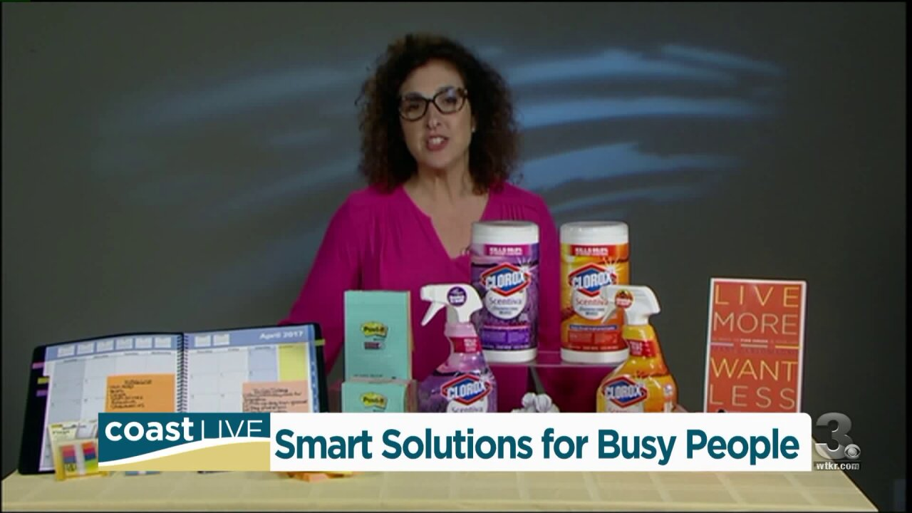 Smart solutions for busy moms on Coast Live