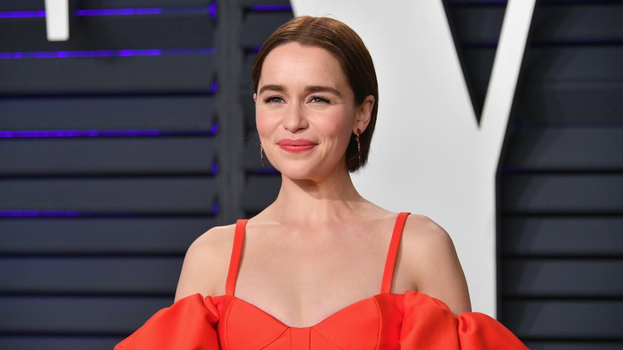 Emilia Clarke reveals she underwent two life-saving brain surgeries
