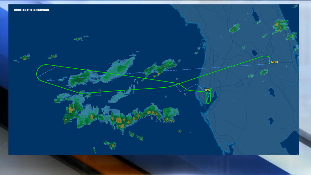 United Flight makes emergency landing in Tampa after smoke reported in cabin