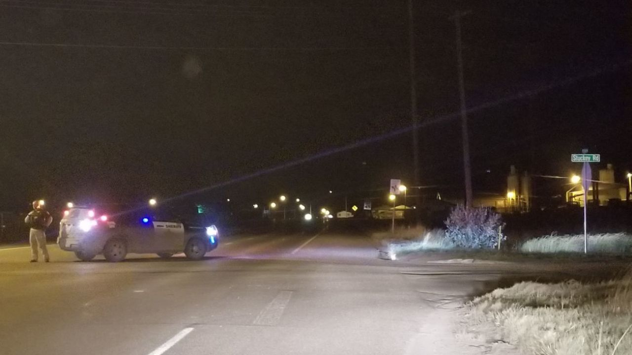 Two people injured in Monday night crash