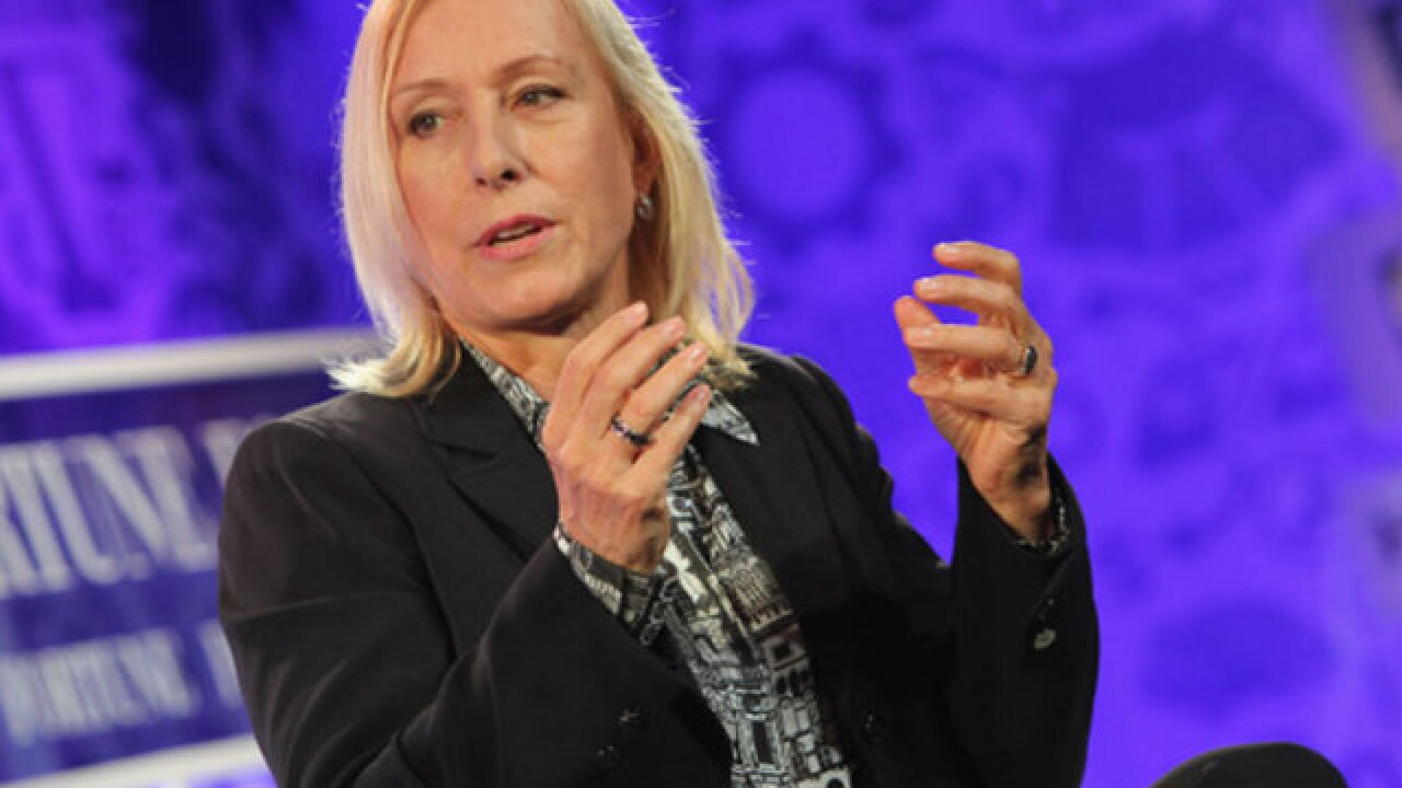 Podcast: Navratilova on tennis ... and politics