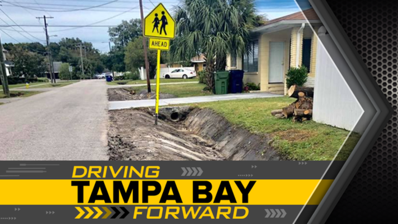 West Tampa residents ask city for safer streets