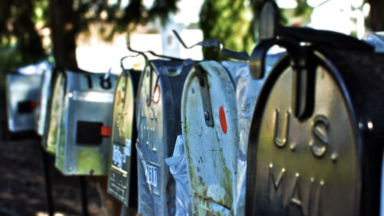 Thieves using Informed Delivery to steal mail