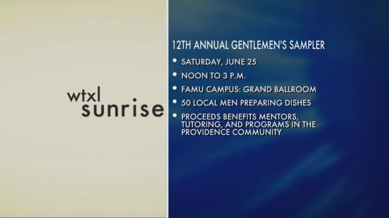 12th Annual Gentleman Sampler Comes to Tallahassee