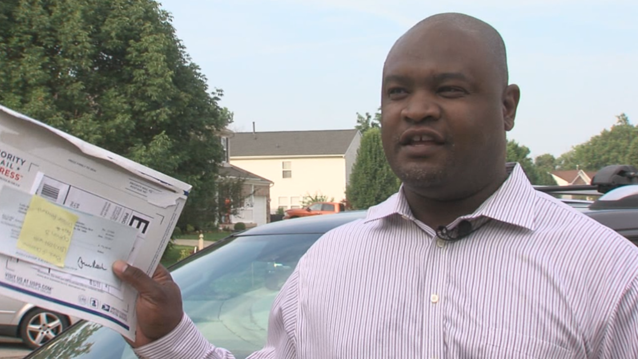 Scammers target Craigslist sellers w/fake checks