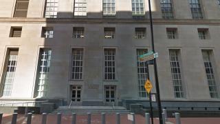 Federal courthouse in Cincinnati