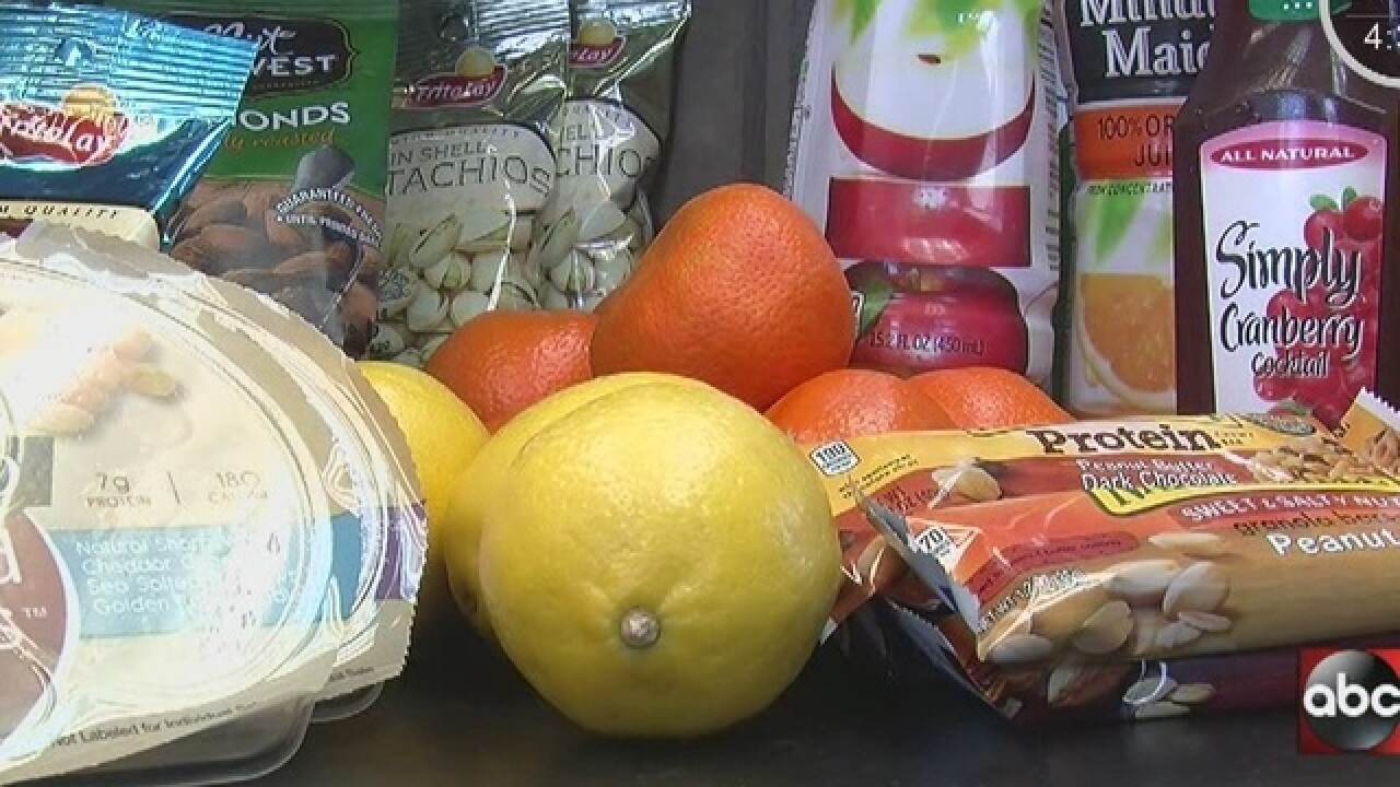 Holiday Food Giveaway Held Today in Pasco