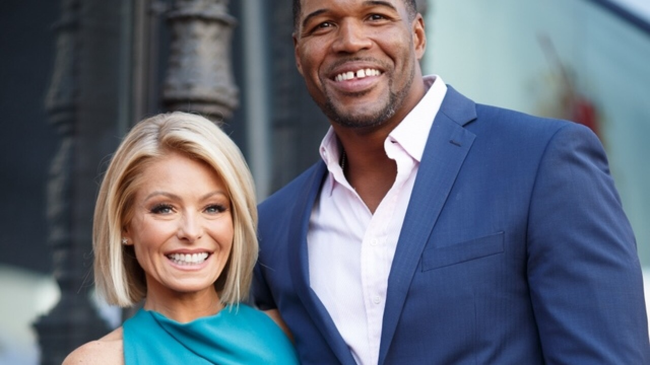 Did Kelly Ripa bail on her own show?