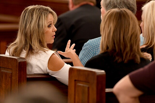 PHOTOS: Day Five Of Holly Bobo Murder Trial