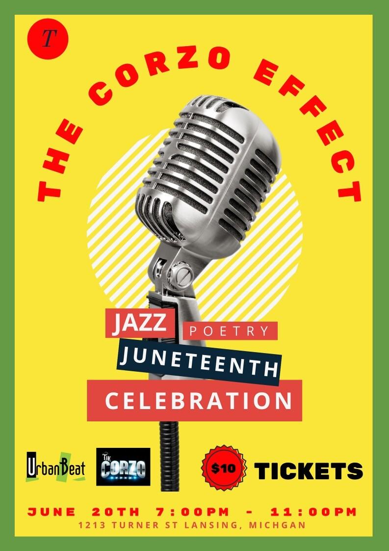 Juneteenth jazz celebration