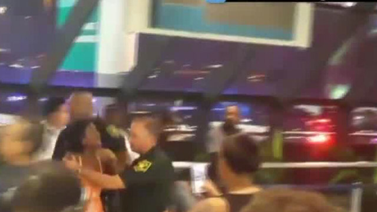 Canceled Spirit Airlines flights cause chaos at Fort Lauderdale-Hollywood airport
