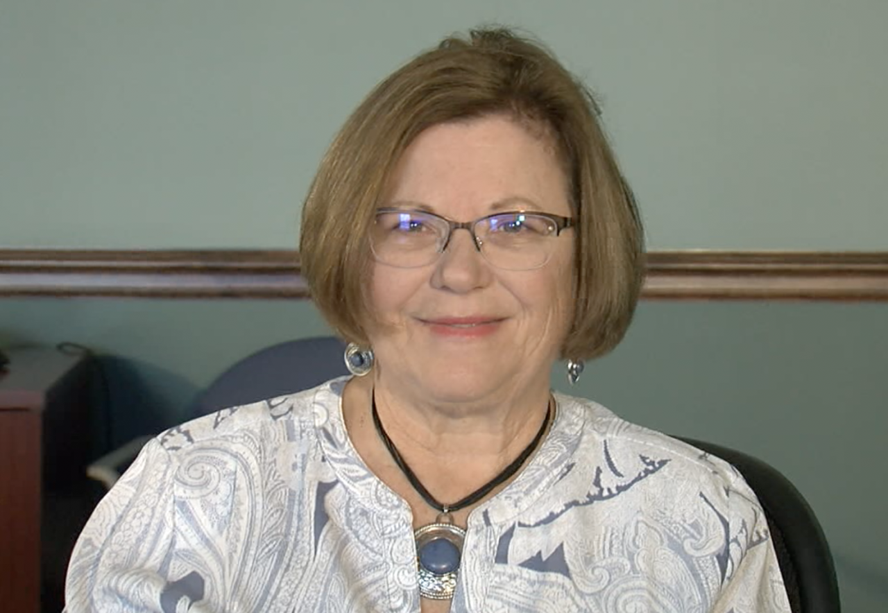 Clermont County Auditor Linda Fraley