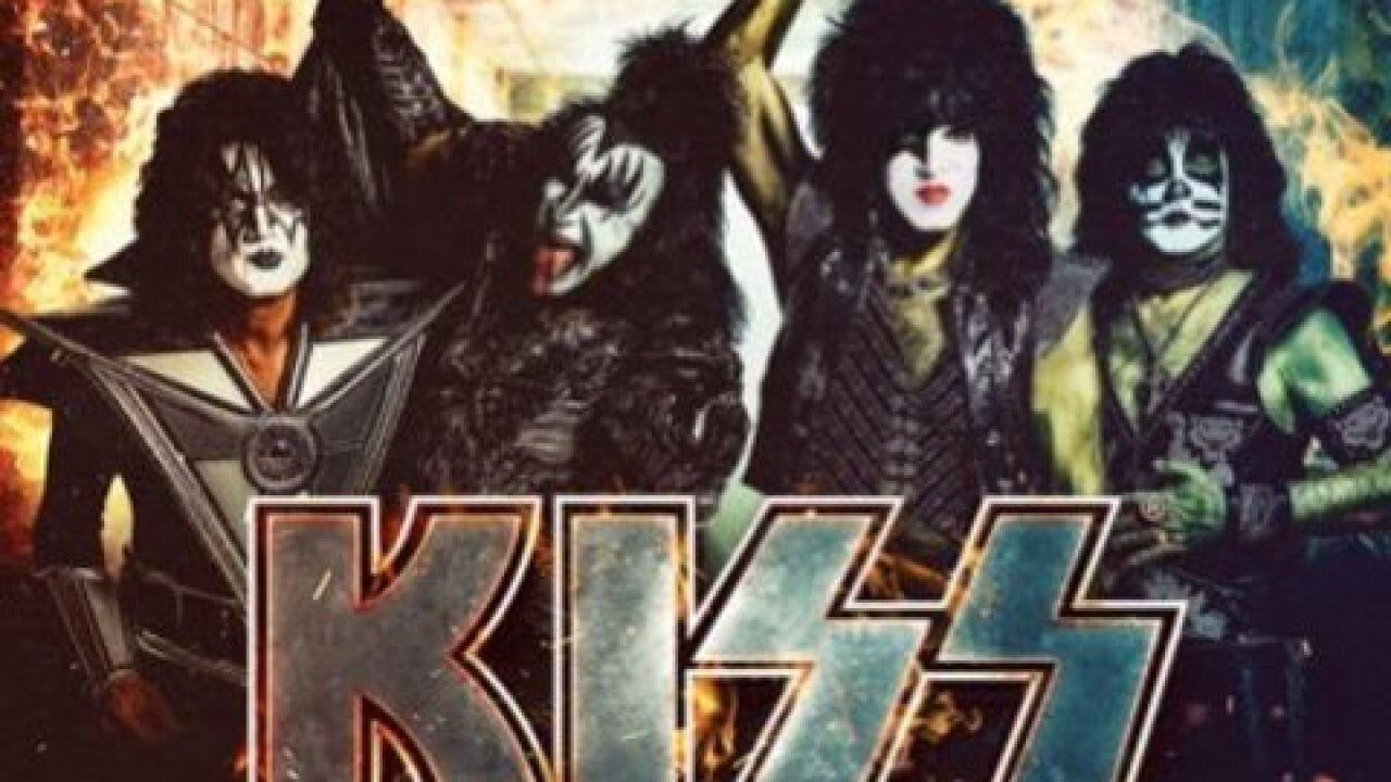 KISS headed to Fresno as part of final tour ever