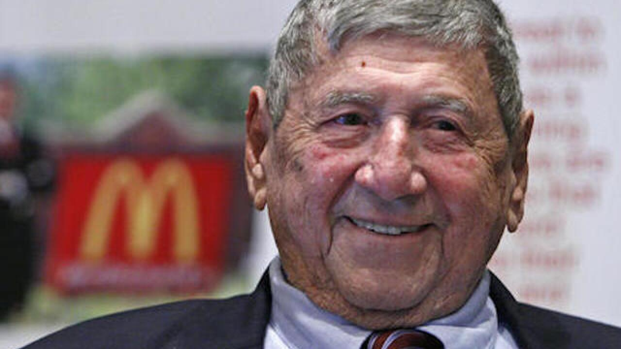 Big Mac founder Michael 'Jim' Delligatti dies at 98