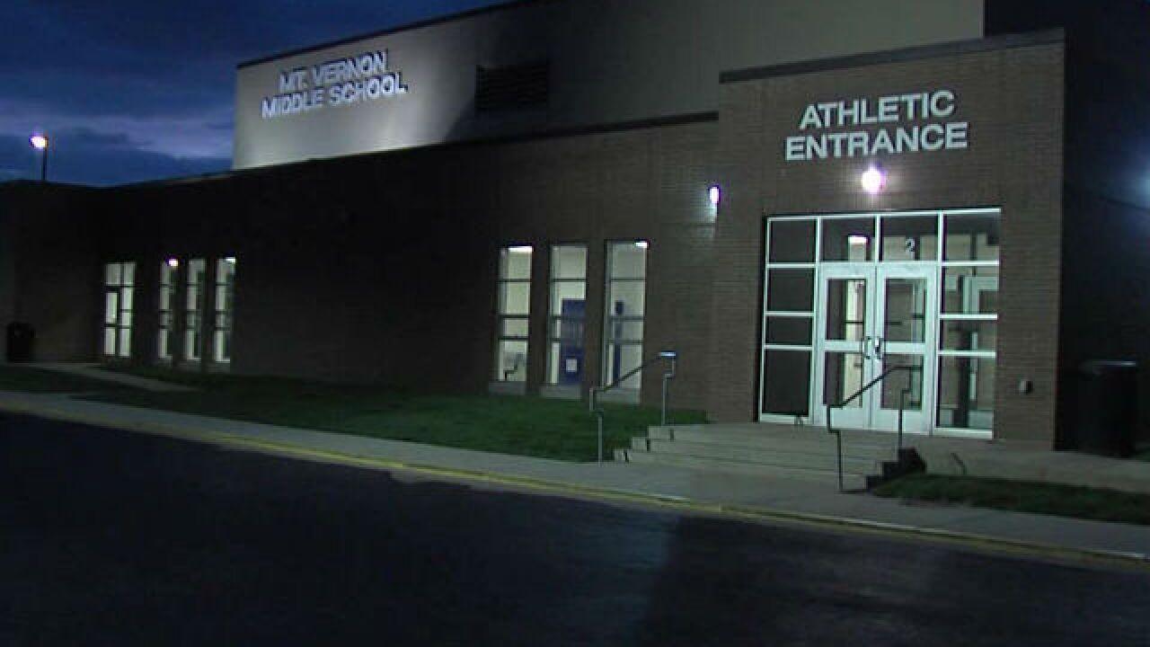 Mt. Vernon Schools investigating employee