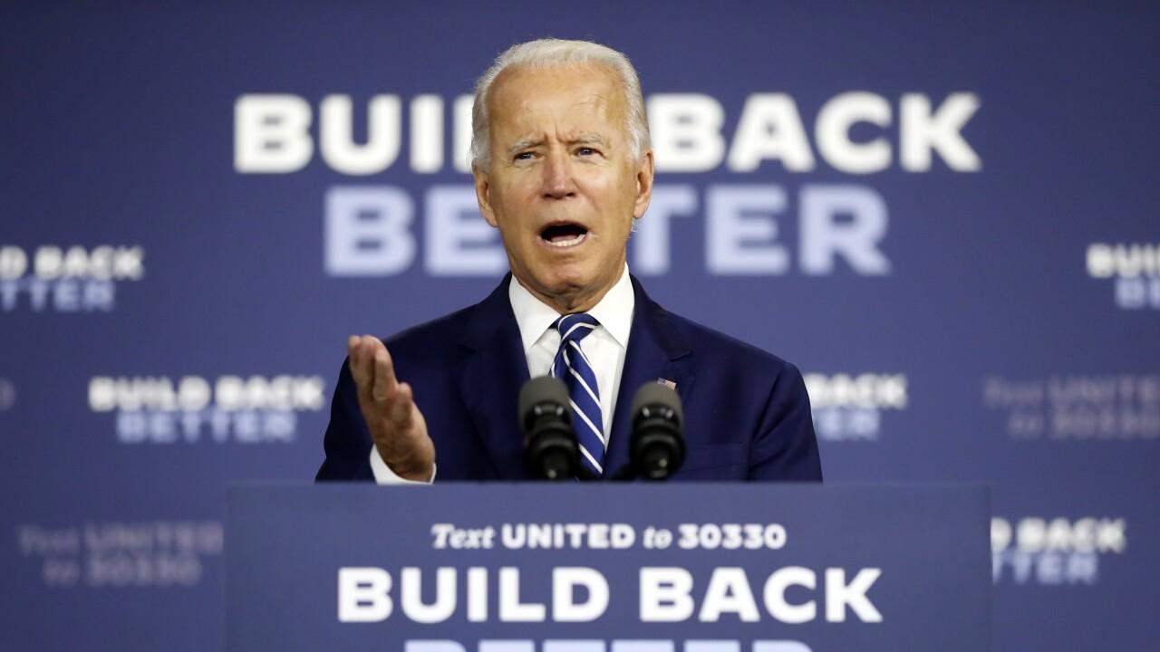 How Joe Biden kept his VP pick a secret