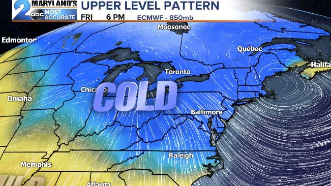 Cold Air Coming