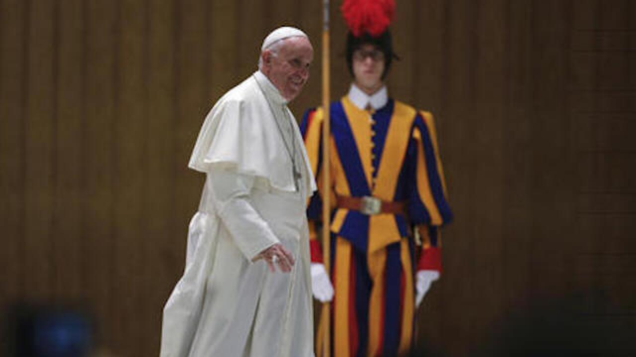 Pope could consider women serving as deacons
