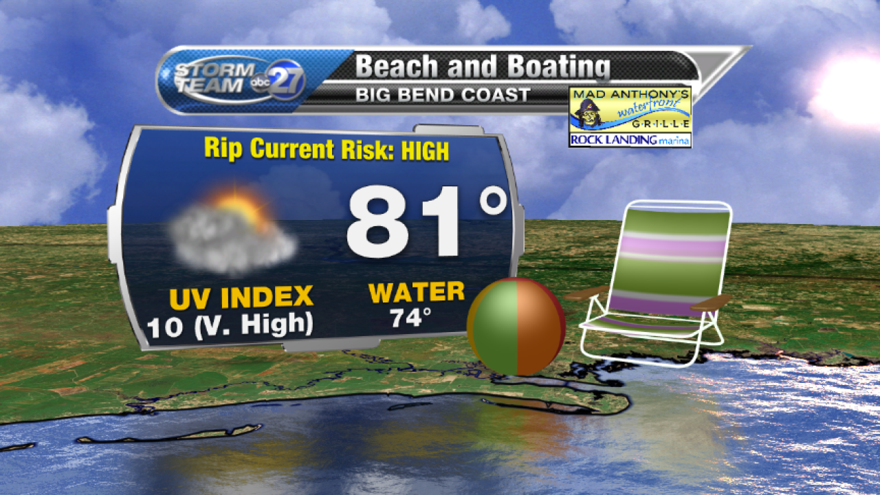 Beach and Boating forecast B (04/27/2017)