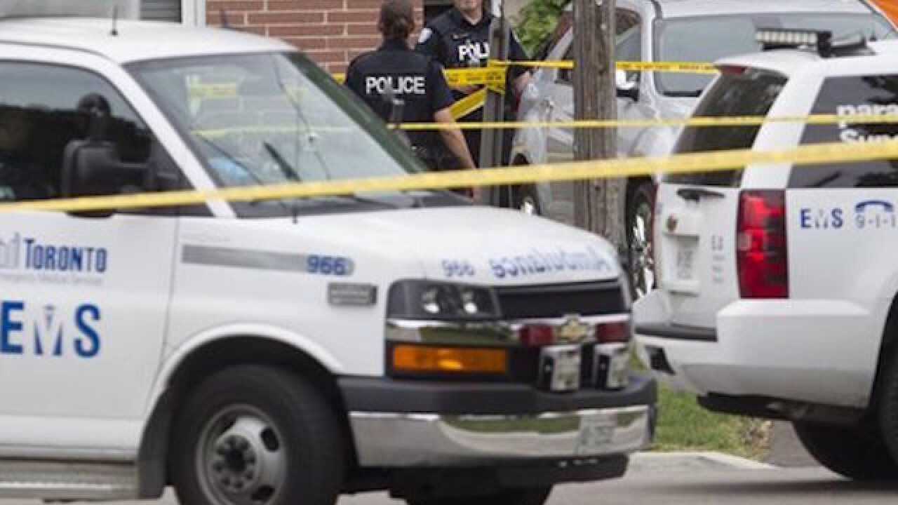 Crossbow attack kills 3 in Canada