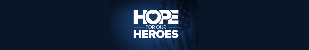13 Connects - Hope for Our Heroes