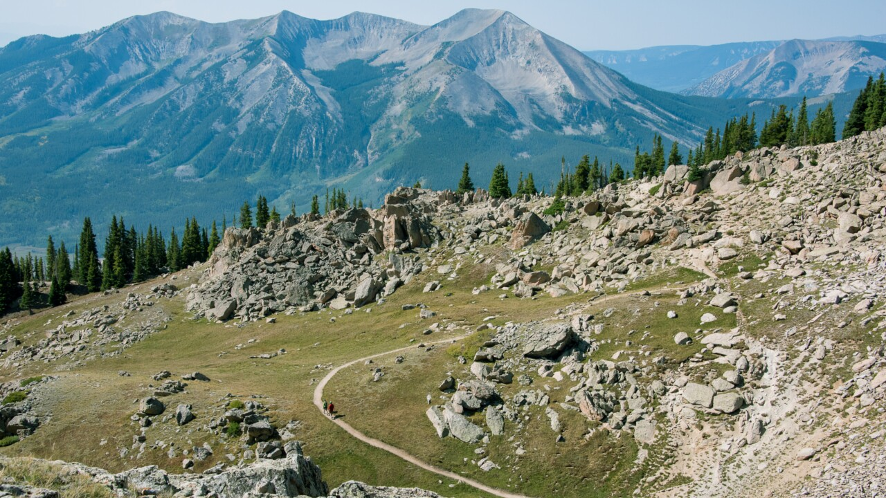 Crested Butte Hiking Trails