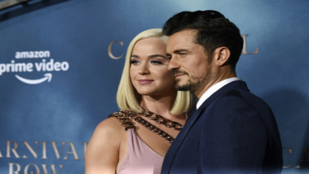 Katy Perry And Orlando Bloom Are Expecting Their First Child Together