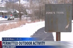 Stay-at-home directive allows some outdoor activities